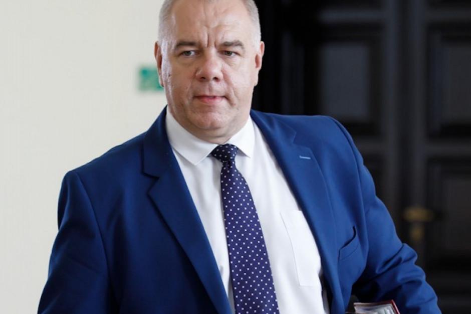 Sasin: za tydzień rząd przyjmie projekt powołujący Fundusz Dróg Samorządowych