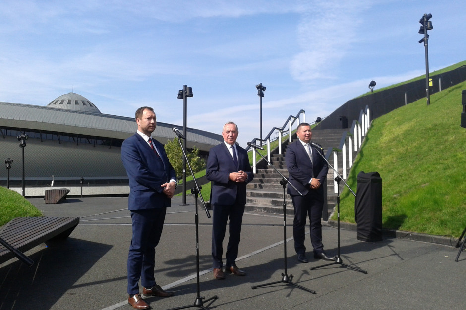 COP24 w Katowicach. Wybudują miasto w mieście dla tysięcy gości z całego świata
