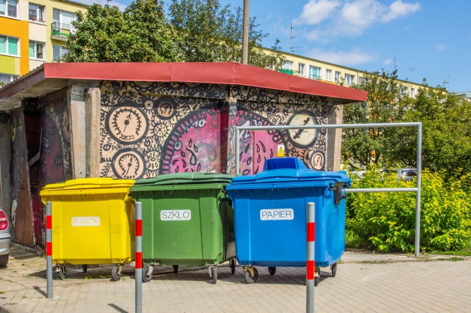 Problem z segregacją śmieci w budynkach wielolokalowych
