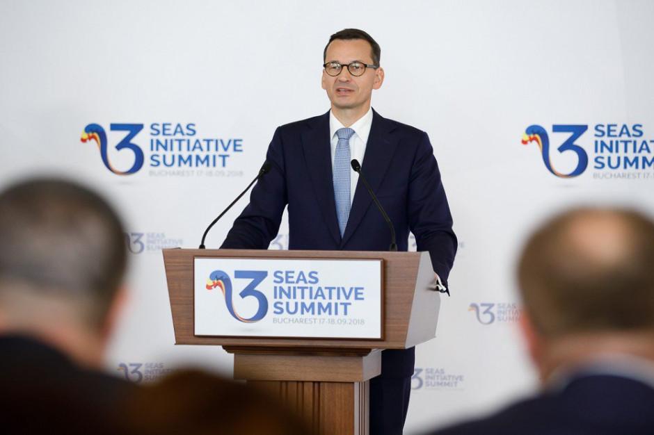 PO składa pozew w trybie wyborczym przeciwko premierowi Morawieckiemu