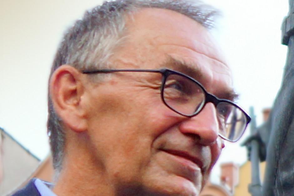 Andrzej Guzowski z poparciem PiS w wyborach na prezydenta Grudziądza