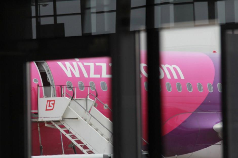 Wizz Air chce uruchomić siedem nowych połączeń z Polski