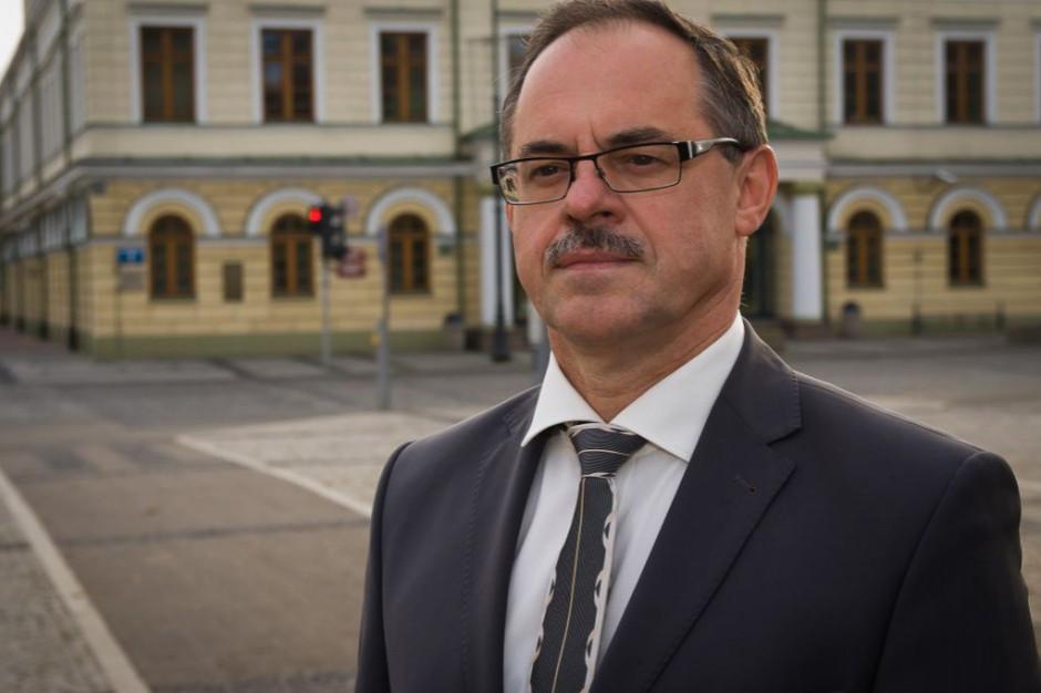 Suwałki: Prezydent Renkiewicz ogłosił start w wyborach