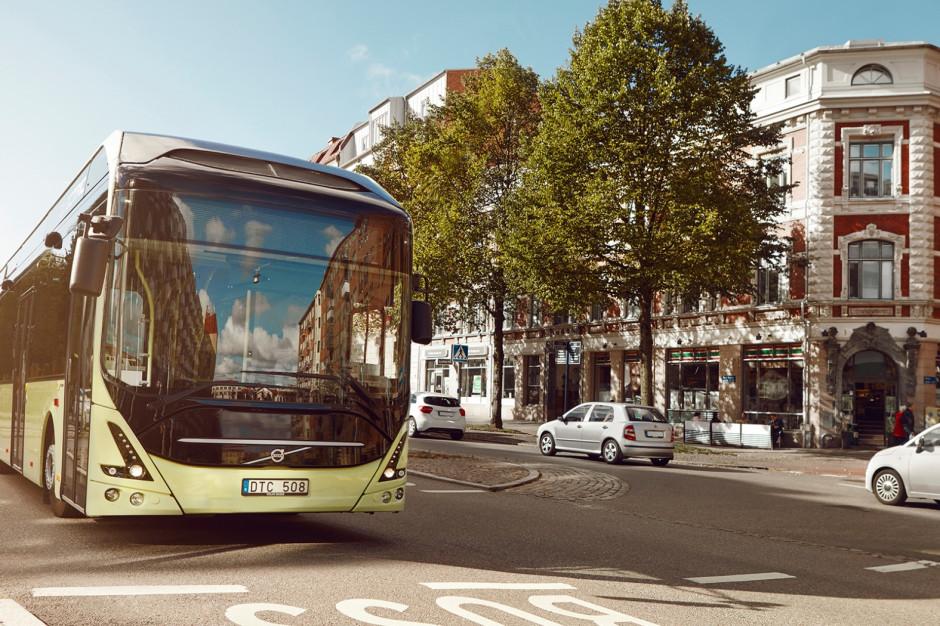 Ełk kupi 6 autobusów hybrydowych firmy Volvo