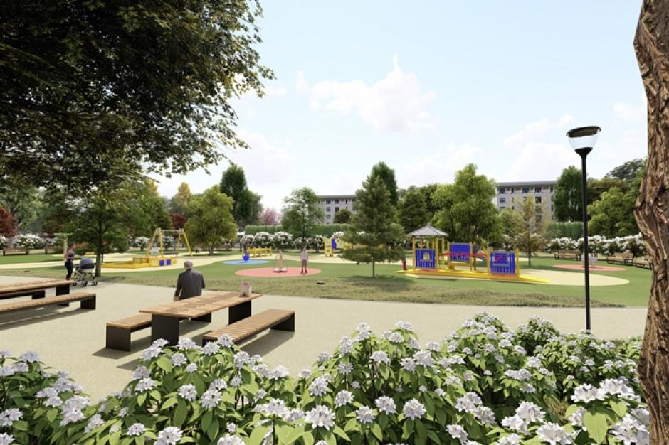 Nowy park powstanie w Oświęcimiu. Otwarcie w 2021 r.
