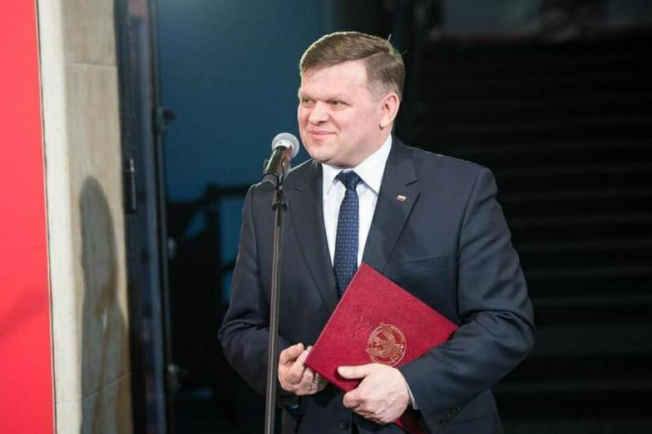 Wojciech Skurkiewicz został zarejestrowany jako kandydat PiS na prezydenta Radomia