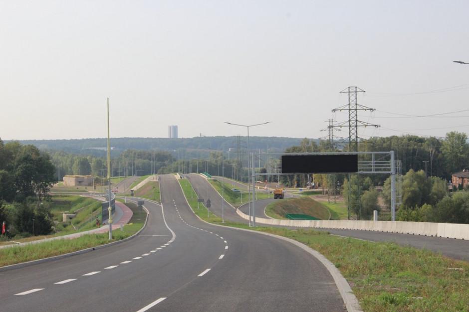 Ruda Śląska. Otwarcie III odcinka trasy N-S
