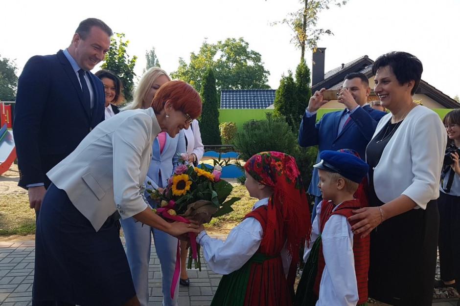 """Elżbieta Rafalska: więcej żłobków dzięki zmianom w """"Maluch plus"""""""