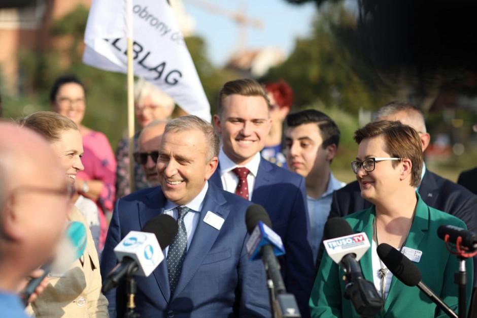 Grzegorz Schetyna o Koalicji Obywatelskiej: Wybory samorządowe są pierwszym krokiem w dobrą stronę