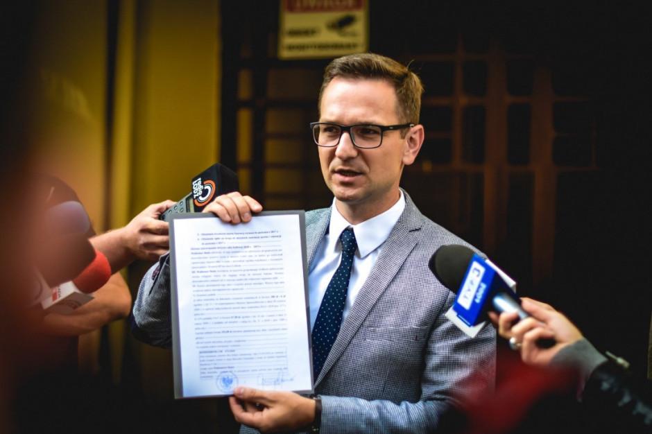 Republikanie poparli Waldemara Budę w wyborach na prezydenta Łodzi
