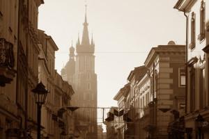 """""""The Sound of Silence"""" z Wieży Mariackiej w dniu pogrzebu prezydenta Adamowicza"""