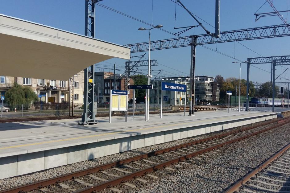 Pociągi wracają na linię Grodzisk Mazowiecki – Warszawa Włochy