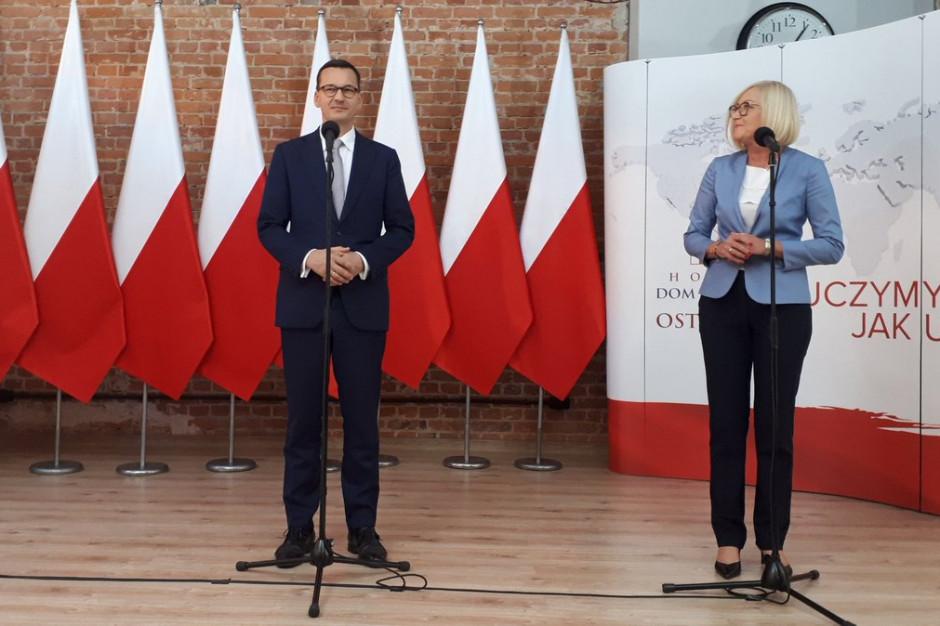 Mateusz Morawiecki: Wierzę, że w Gdyni będzie dobry gospodarz
