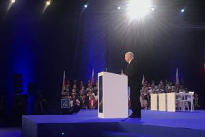 Jarosław Kaczyński: Nasz stosunek do samorządu jest jednoznaczny, popieramy samorząd