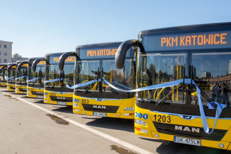 Więcej połączeń i bezpłatna komunikacja dla uczestników COP24 w Katowicach