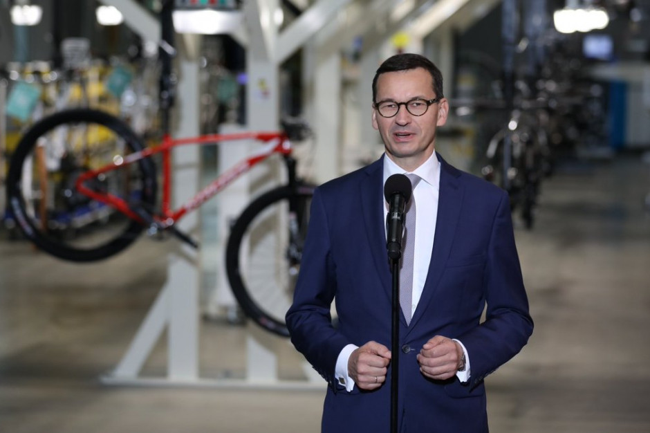 Premier: Rząd przeznaczył na budowę dróg lokalnych w w tym roku 1,3 mld zł