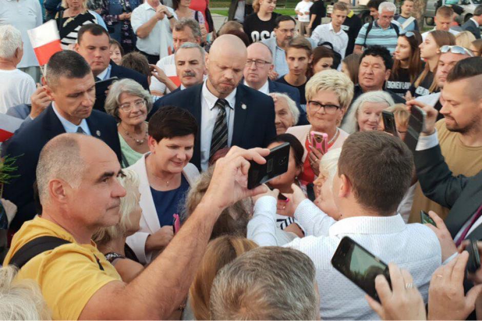 Beata Szydło: Potrzebujemy w samorządach partnera