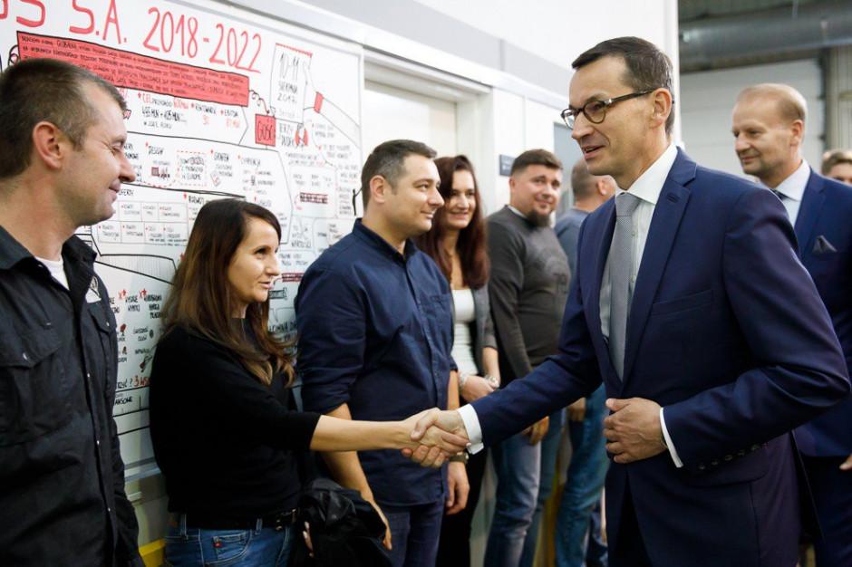 Mateusz Morawiecki: W Płońsku jak w pigułce widać jakie były bolączki III RP