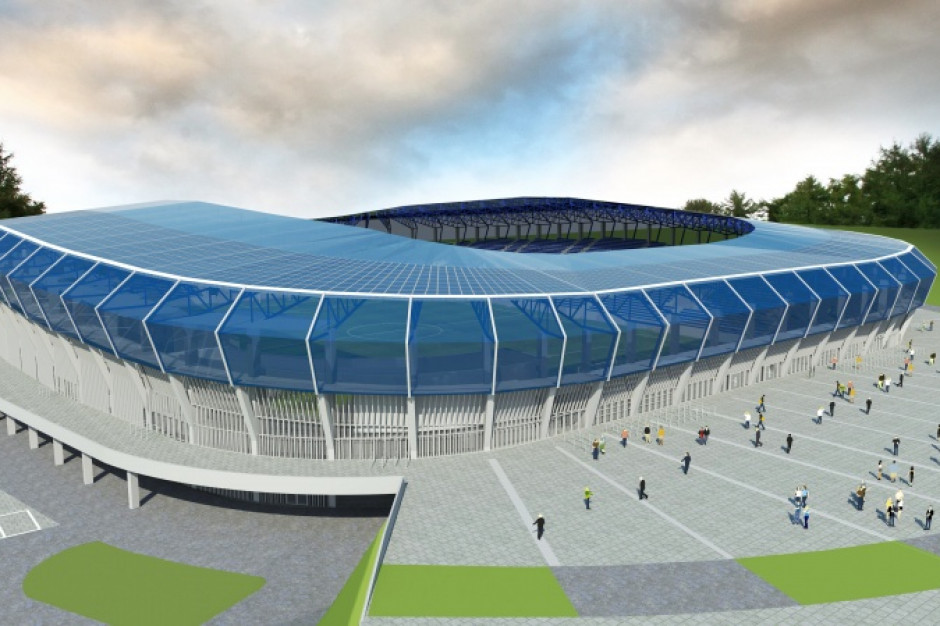 Urząd Miasta Płocka ogłosił przetarg na budowę nowego stadionu