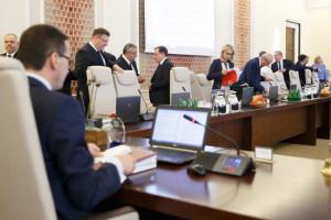 Rozpoczęło się posiedzenie rządu, który zajmie się projektem budżetu na 2019 r.