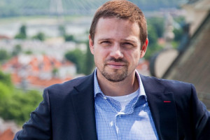 """Rafał Trzaskowski promuje swój program""""Stolica lepszej komunikacji"""""""