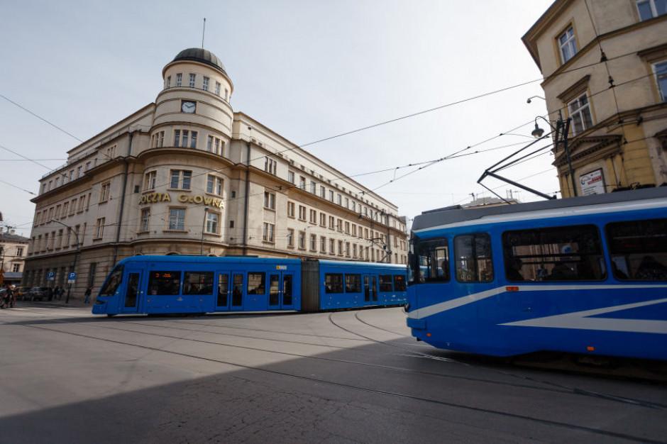 W Krakowie bezpłatne przejazdy na czas remontu torowiska tramwajowego
