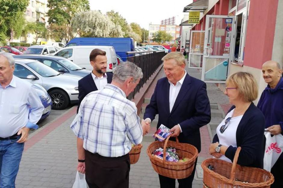 Tadeusz Truskolaski o programie: Był budowany stan surowy domu, teraz będzie wyposażany