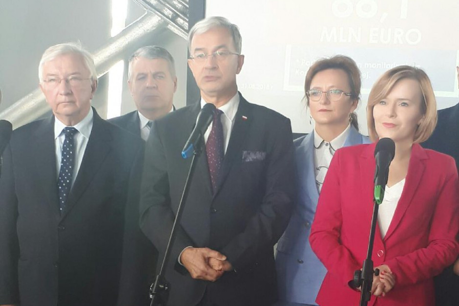 Jerzy Kwieciński: W Łódzkiem zagrożone 98 mln euro ze środków unijnych