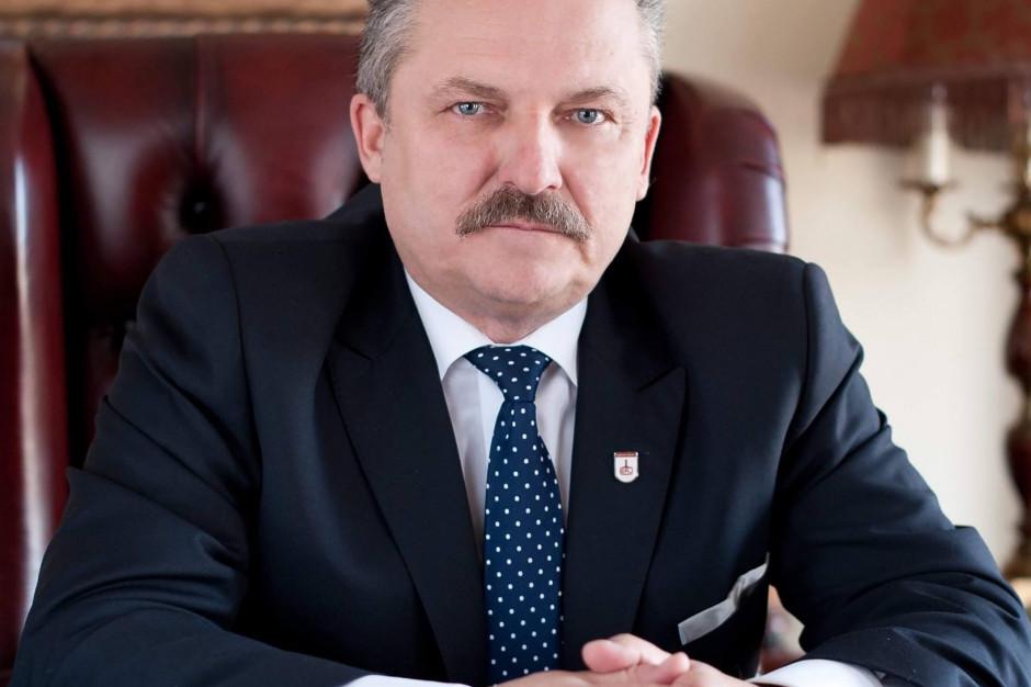 Marek Jakubiak chce doprowadzić linię tramwajową do Wilanowa