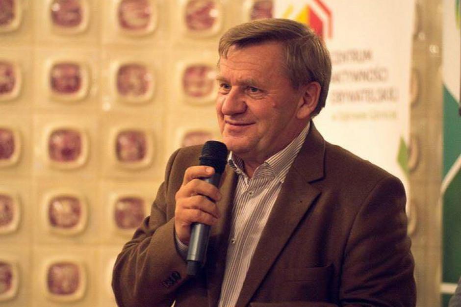Prezydent Dąbrowy Górniczej Zbigniew Podraza podsumowuje swoje 3 kadencje