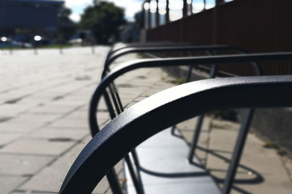 Rozpoczął się montaż pierwszych stacji roweru metropolitalnego w Gdańsku
