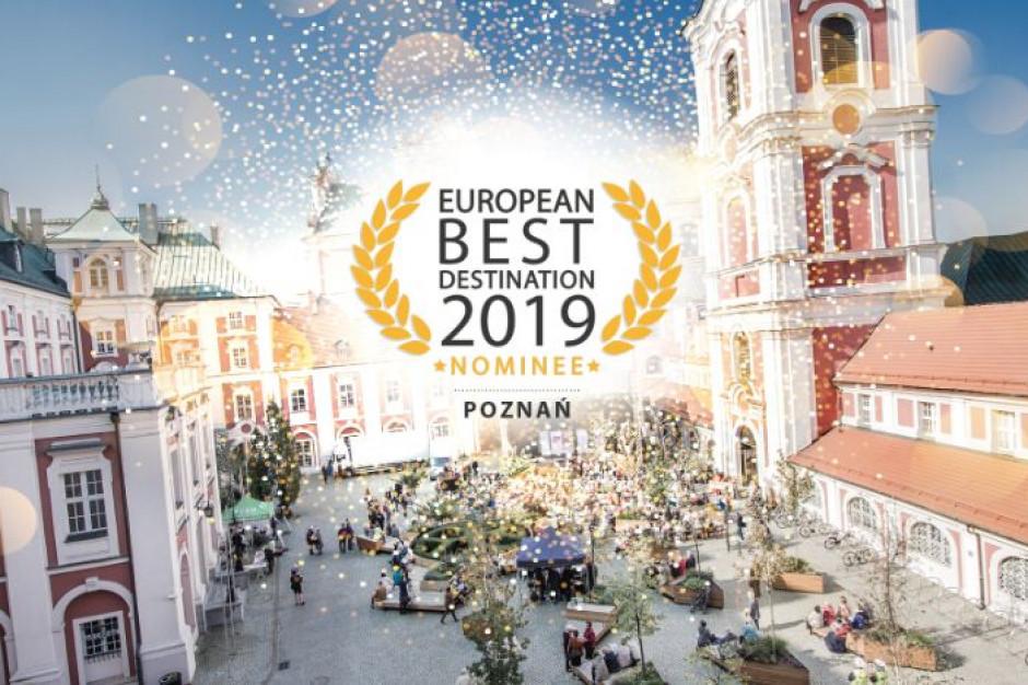 Turystyczny Poznań z prestiżową nominacją