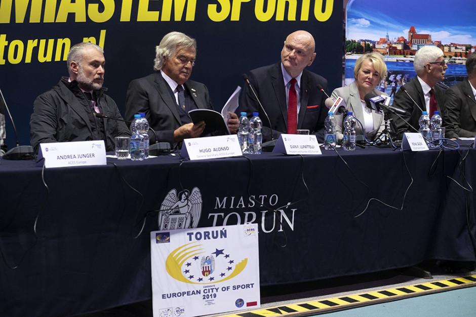 Toruń zostanie Europejskim Miastem Sportu? Zdecyduje o tym specjalna komisja