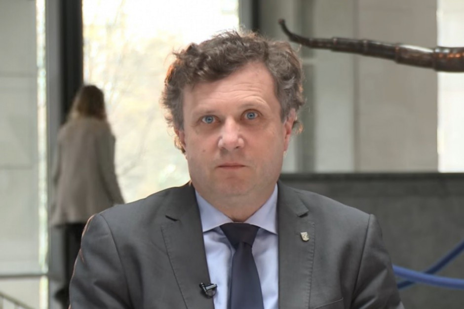 Schetyna: poparcie dla Karnowskiego w Sopocie to obowiązek, ale i przyjemność