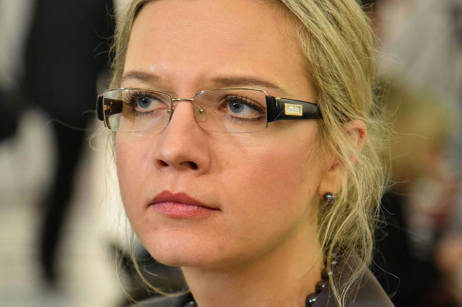 Małgorzata Wassermann zapowiada monitoring miejski i nowy komisariat policji