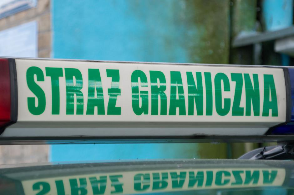 """Warmińsko-mazurskie: turyści nielegalnie przeszli """"zieloną granicę"""" z Rosją"""