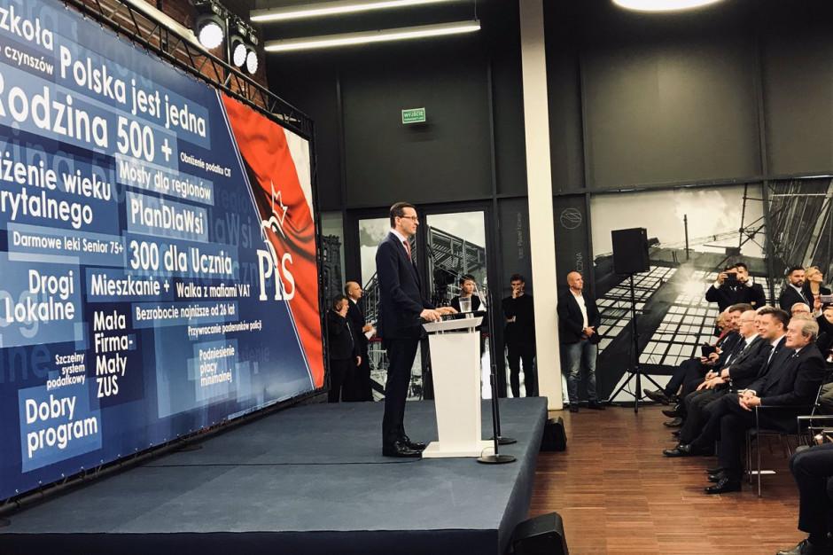 PiS: Musi być program przywrócenia tożsamości przemysłowej Łodzi i całemu województwu