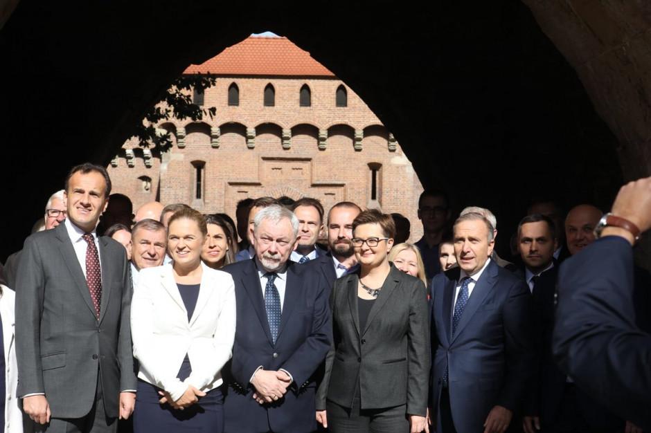 Jacek Majchrowski:  samorząd to zupełnie co innego niż rząd