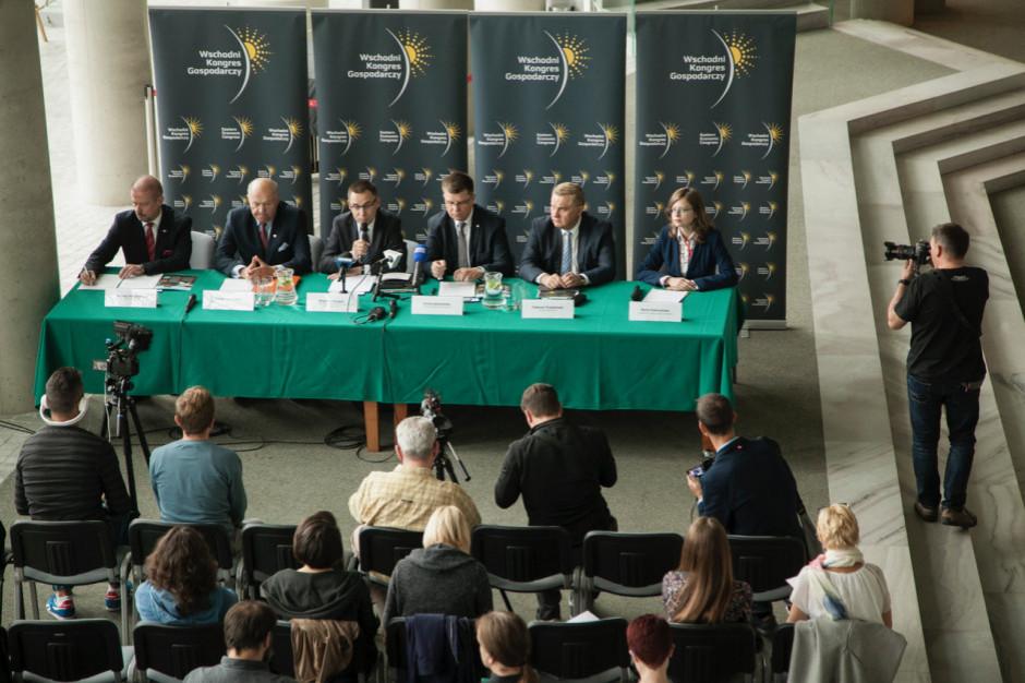 Wschodni Kongres Gospodarczy. Wielka debata gospodarczo-samorządowa rusza już w środę