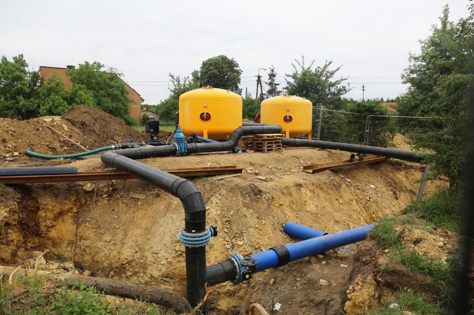 Dąbrowa Górnicza. Wielka modernizacja wodociągów