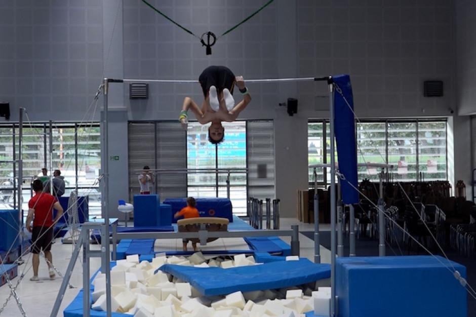 Raj dla gimnastyków. W Gdańsku powstała jedyna taka hala w Polsce
