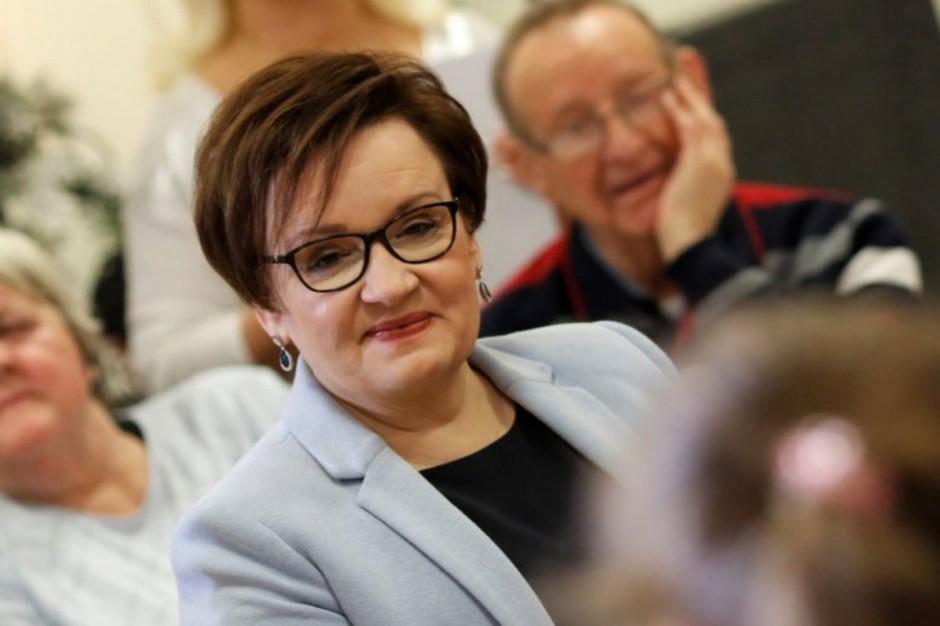 Gorąca debata nt. wniosku o odwołanie Anny Zalewskiej