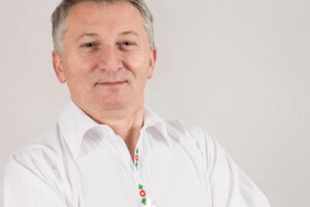 Bogusław Waksmundzki został najlepszym radnym powiatowym (fot.nowotarski.pl)