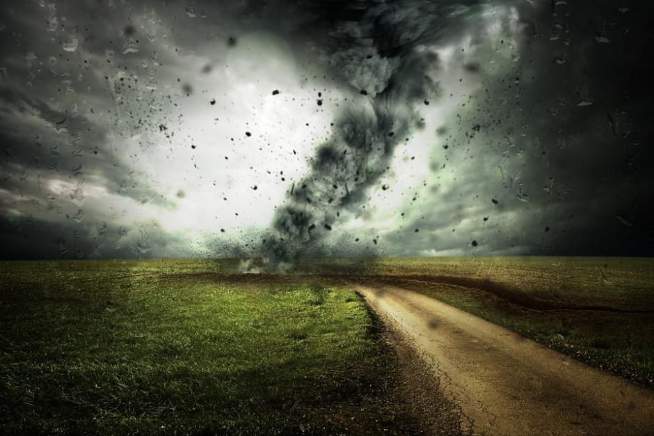 IMGW: ostrzeżenie przed silnym wiatrem w niemal całym kraju