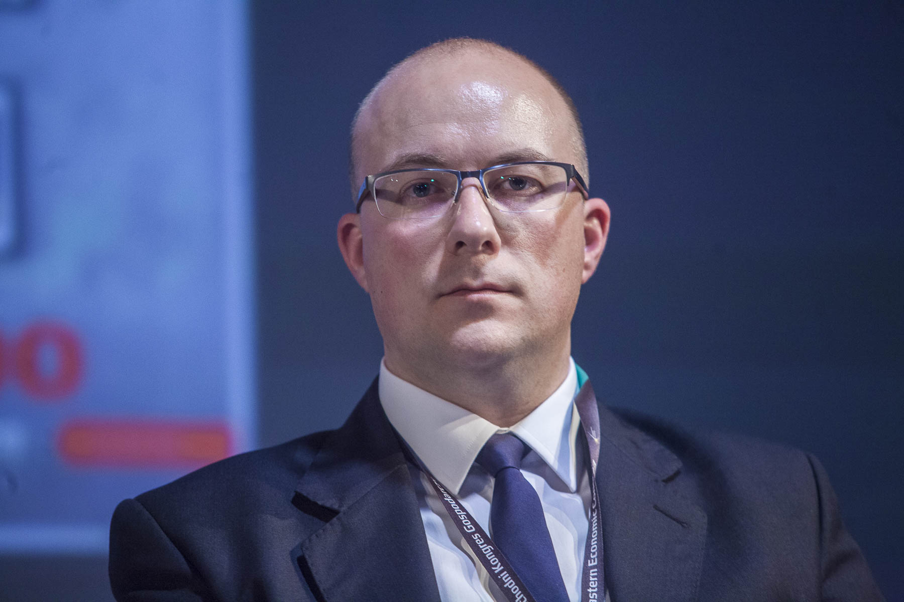Miłosz Wielgat, project manager Wspólnego Sekretariatu Technicznego programu transgranicznego Polska-Rosja. Fot. PTWP
