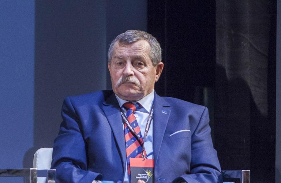 Kazimierz Zdunowski, prezes Polsko-Białoruskiej Izby Handlowo-Przemysłowej. Fot. PTWP