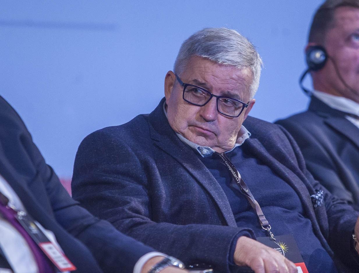 Marek Siergiej, prezes spółki Promotech. Fot. PTWP