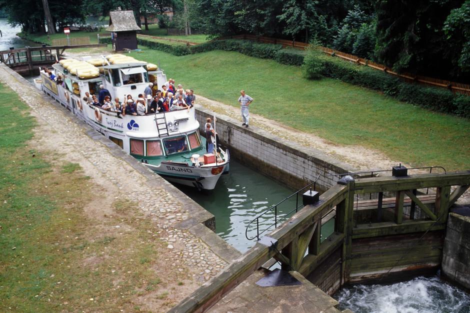 W 2021 r. remonty kolejnych mazurskich kanałów i remont starej Guzianki