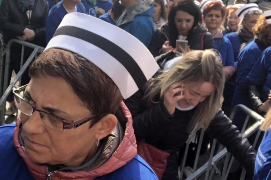 Zakończyło się spotkanie pielęgniarek z Przemyśla z przedstawicielami władz woj. podkarpackiego