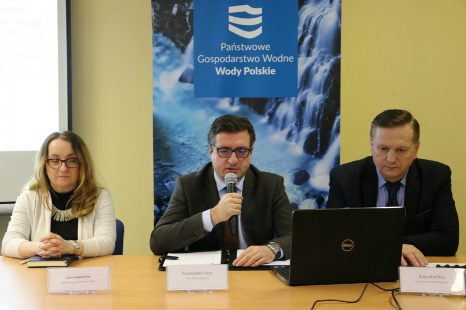 Wody Polskie. Prezes zapowiada podwyżki dla pracowników